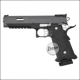 Army Armament R601 HiCapa GBB -Cold Grey Edition- (frei ab 18 J.)