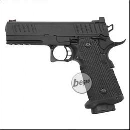 Army Armament R603 HiCapa GBB -schwarz- (frei ab 18 J.)