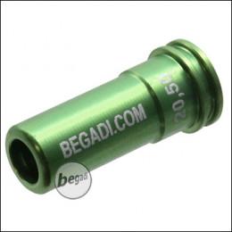 Begadi PRO CNC Nozzle aus 7075 Aluminium mit Doppel O-Ring -20.50mm-