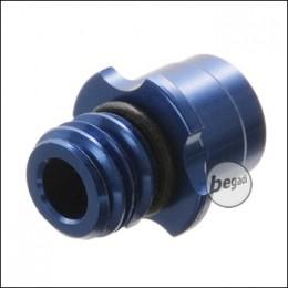 RA-TECH Aluminium Aufsatz für Magnetic NPAS (3mm - blau)