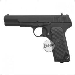 SRC SR33 GBB, schwarz, CO2 Version, im Koffer (frei ab 18 J.)