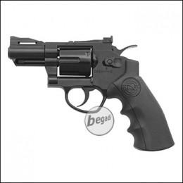 """SRC TITAN 2,5"""" Revolver, kurz, schwarz, im Koffer (frei ab 18 J.)"""