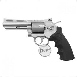 "SRC TITAN 4"" Revolver, regular, silber / chrome, im Koffer (frei ab 18 J.)"