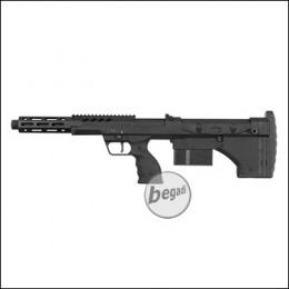 "Silverback Desert Tech SRS A2 SPORT Sniper Rifle, 16"" Version -schwarz- (frei ab 18 J.)"