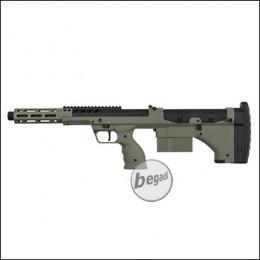 "Silverback Desert Tech SRS A2 SPORT Sniper Rifle, 16"" Version -olive- (frei ab 18 J.)"