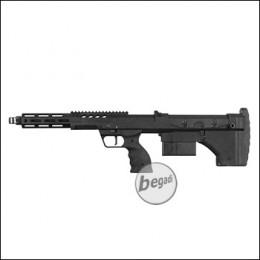 "Silverback Desert Tech SRS A2 Covert Sniper Rifle, 16"" Version -schwarz- (frei ab 18 J.)"