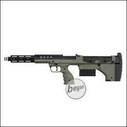 "Silverback Desert Tech SRS A2 Covert Sniper Rifle, 16"" Version -olive- (frei ab 18 J.)"