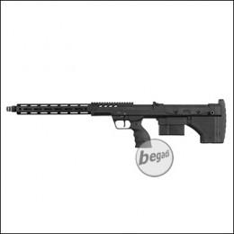 "Silverback Desert Tech SRS A2 Covert Sniper Rifle, 22"" Version -schwarz- (frei ab 18 J.)"