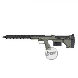 "Silverback Desert Tech SRS A2 Covert Sniper Rifle, 22"" Version -olive- (frei ab 18 J.)"