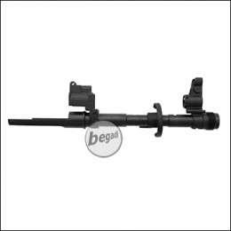 E&L AK 74U Outer Barrel Assembly