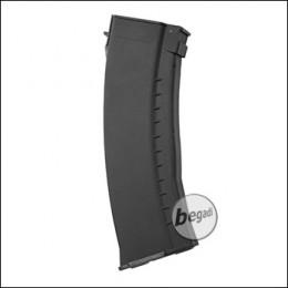 E&L AK 74N Midcap Magazin, Kunststoff -schwarz- (120 BBs)