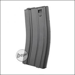 E&L M4 / AR15 / M16 Stahlblech Midcap Magazin (120 BBs)