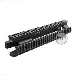 E&C LWR Handguard 253mm mit EU Gewinde -schwarz-