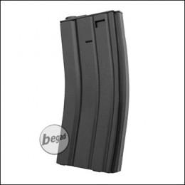 E&C M4 / M16 MidCap Magazin (120 BBs) -Kunststoff Version-