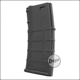 E&C M4 / M16 MidCap Magazin (120 BBs) -PMAG Style-