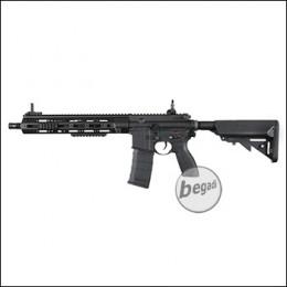 """E&C SMR16 14,5"""" S-AEG mit Begadi CORE EFCS / Mosfet, Carbine - schwarz (frei ab 18 J.)"""