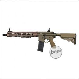 "E&C SMR16 14,5"" S-AEG mit Begadi CORE EFCS / Mosfet, Carbine - RAL (frei ab 18 J.)"