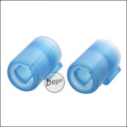 TNT Si-Hop Silikon Bucking 70° (blau) - für VSR Modelle, 2er Pack