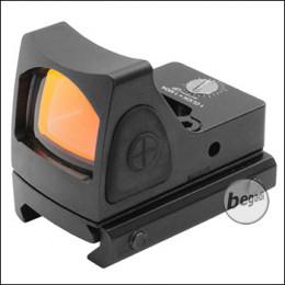 "Begadi Compact Dot ""Style 1"", schwarz (20mm, AEP Version)"