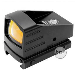 "Begadi Compact Dot ""Style 2"", schwarz (19mm Version)"