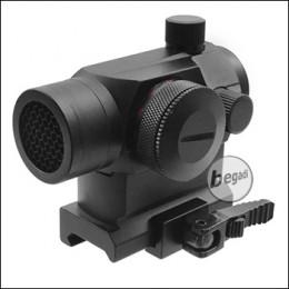 Begadi M1 QD Red Dot Sight (rot + grün) inkl. Low + High Mount & Killflash