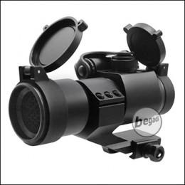 PHX RD30 Red Dot Sight (rot + grün beleuchtet) mit Killflash & FlipUp Cover