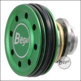 Begadi PRO CNC Alu Pistonhead mit Double O-Ring (Quad-Ring) und Kugellager