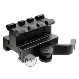 Begadi QD Riser aus Aluminium (Höhe einstellbar) - 45mm