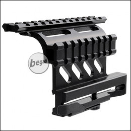 Begadi QD Side Mount für AK / SVD Modelle aus Alu (einteilig)