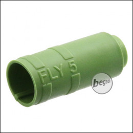 "Begadi PRO 50° ""FLY5 Regular"" AEG Flat Hop Bucking / Gummi (Air Sealed, für ca. 5mm Lauffenster) -grün-"