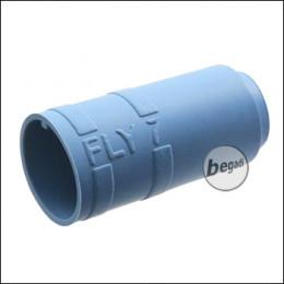 """Begadi PRO 60° """"FLY7 Regular"""" AEG Flat Hop Bucking / Gummi (Air Sealed, für ca. 7mm Lauffenster) -blau-"""