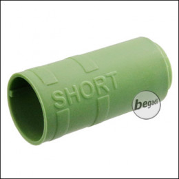 "Begadi PRO 50° ""FLY5 SHORT"" AEG Flat Hop Bucking / Gummi (Air Sealed, für ca. 5mm Lauffenster) -grün-"