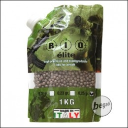 4.000 BIO ELITE High Precision BIO BBs 6mm 0,25g -braun-