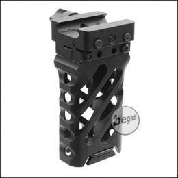 5KU Alu Vertical Grip / Frontgriff -45-, schwarz [5KU-107-45]