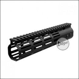 5KU NSR MLOK Handguard 9 Zoll / 233mm -schwarz - mit EU Gewinde [5KU-234-9]