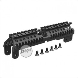 5KU AK Long Upper Tactical Handguard -schwarz-