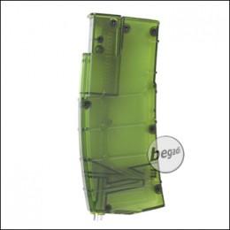 M4 Style Speedloader / Loading Tool für ca. 450 BBs -grün-