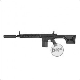 A&K K25 DMR S-AEG, mit Octagon Silencer & Sniper Stock (frei ab 18 J.)