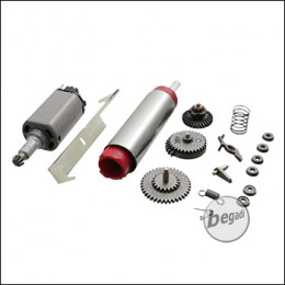 A&K MSK Repair Kit (Motor, Tappetplate, Piston, Pistonhead, Cylinderhead, Gears, Lager und Nozzle)