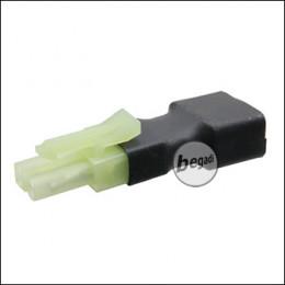 """Begadi Adapterstecker """"Compact"""" DEAN weiblich - Mini TAM männlich"""