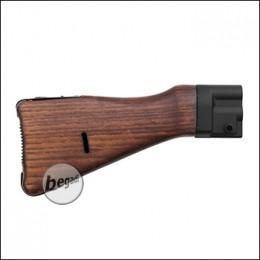 Echtholz Schaft für AGM MP056 (Mod 44)