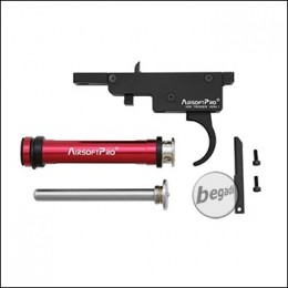 AirsoftPro VSR Full Upgrade Zero Trigger Set, ohne Feder [Gen. 4.1]