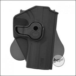 AMOMAX Paddle Hartschalen- Holster für USP + USP Compact Serie, schwarz [AM-USPG2]