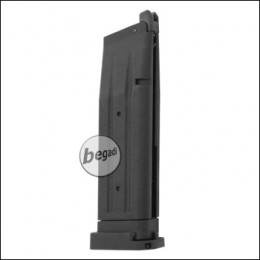 Gas Magazin für Army Armament R601 / HiCapa GBB, blank (28 BBs) [A195]