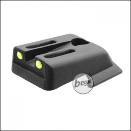 Army Armament R28 Fiber Optic Rear Sight