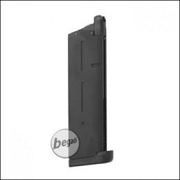 Kurzes Magazin für Army Armament M1911 / R28, R29, R30 & R32 Serie -mit flachem Boden-