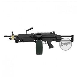 A&K M249 PARA LMG AEG -schwarz- < 0,5 J.