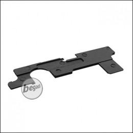 A&K M4 Selector Plate -schwarz-