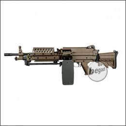 A&K MK46 LMG AEG -TAN- < 0,5 J.
