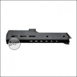 A&K MSK Long Handguard -schwarz-